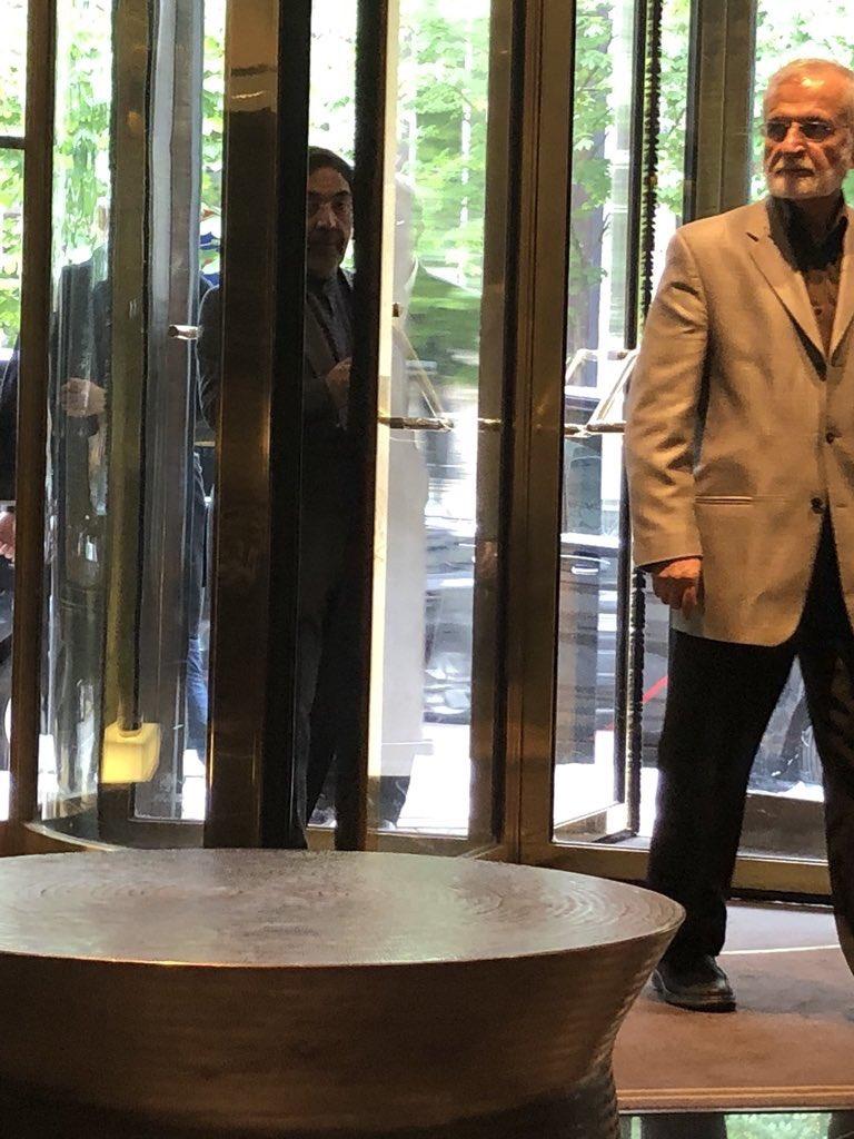 سفارت ایران درپاریس خبر دیدار خرازی و کری را تکذیب کرد