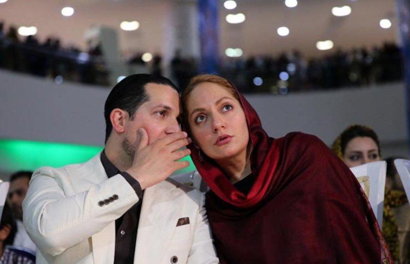 مهناز افشار: پرونده همسرم باز است