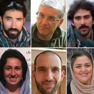 تعداد فعالان محیطزیست بازداشتی به ۱۳ تن رسید