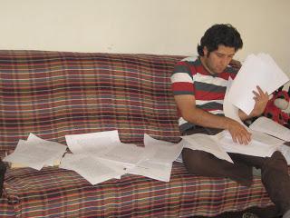 بی خبری از ساسان آقایی،روزنامه نگار زندانی