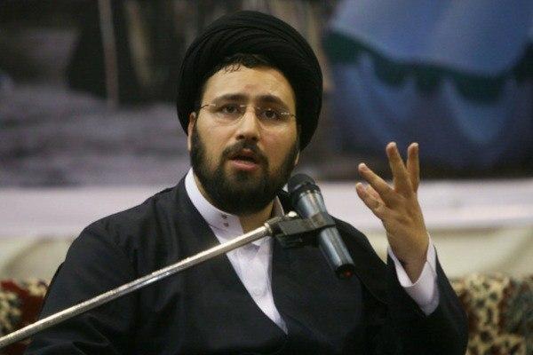 تکذیب حمایت سید علی خمینی از رئیسی