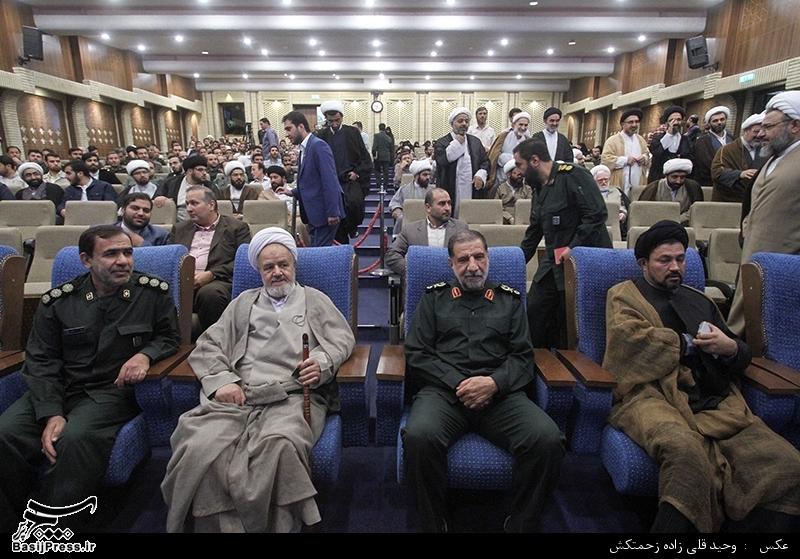 نماینده رهبری در سپاه: شخص بشار اسد خط قرمز ایران است