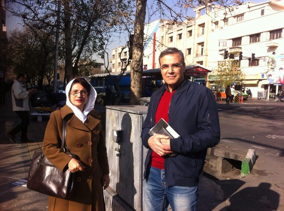 توضیح ستوده درباره «دختر خیابان انقلاب»؛پس از آزادی دوباره بازداشت شده است