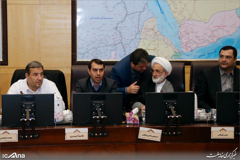 جلسه اعضای جبهه پایداری با اطلاعات سپاه برای فیلتر شدن تلگرام