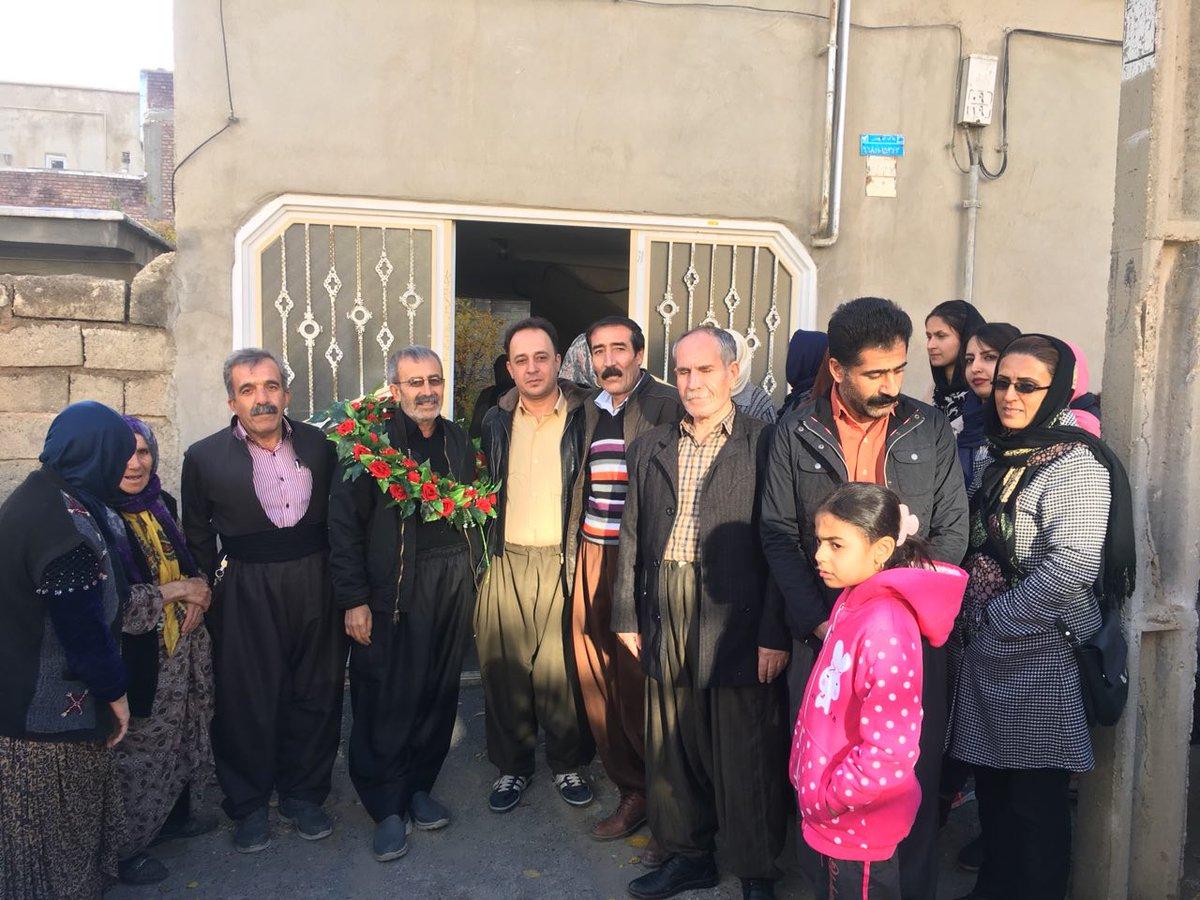 محمود صالحی آزاد شد
