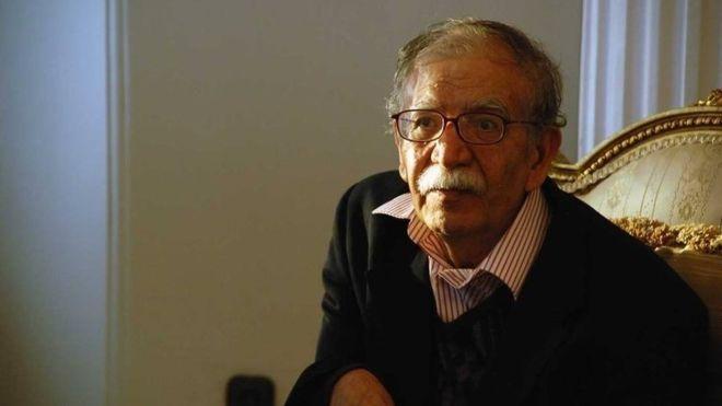 جلوگیری از مراسم بزرگداشت علی اشرف درویشیان