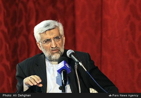 اصرار جلیلی به تشکیل دولت سایه