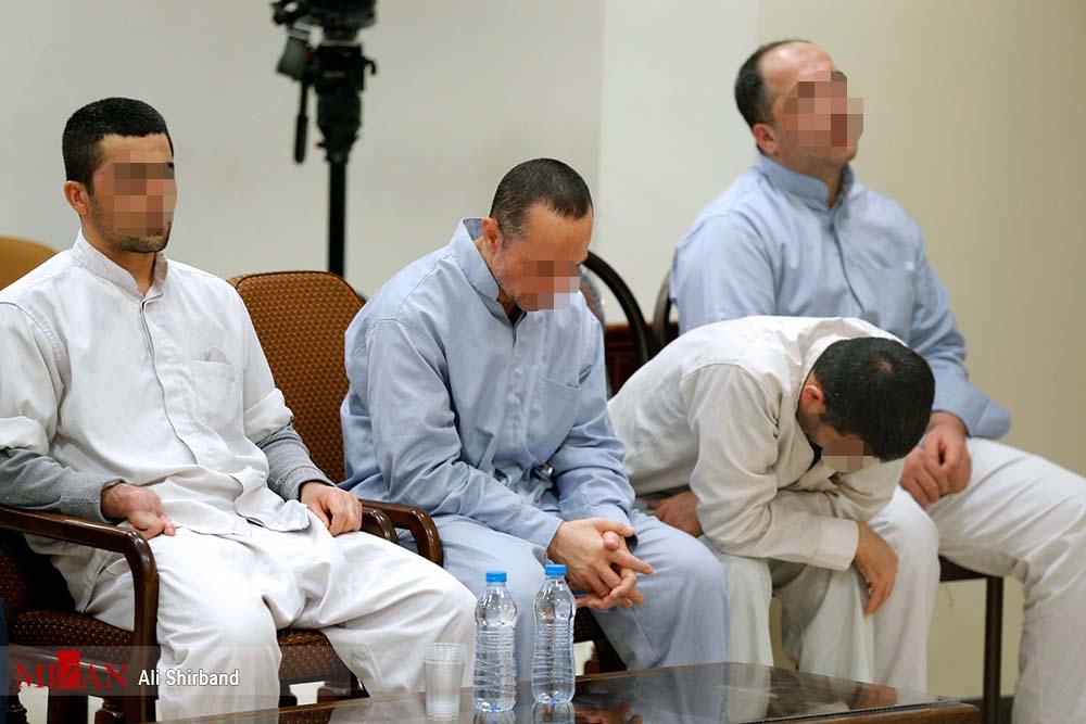 برگزاری جلسه هشت متهم حمله به مجلس و آرامگاه آیت الله خمینی