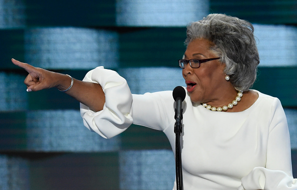 زنان کنگره آمریکا، خوشبین به آینده