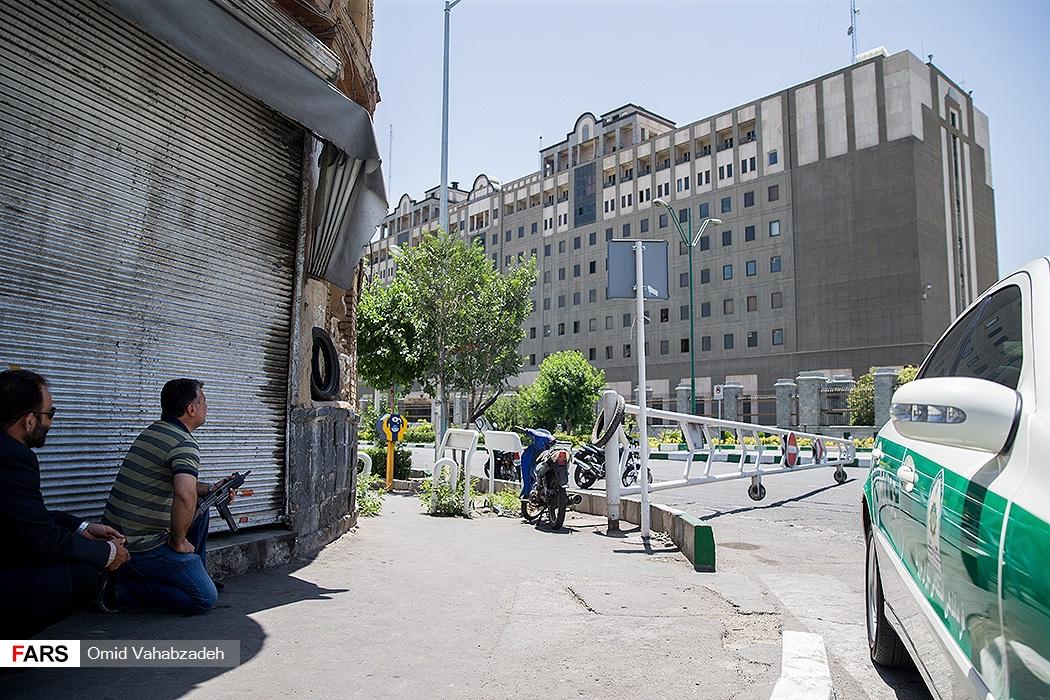 اعلام هویت ۵ تروریست حمله تهران با نام کوچک