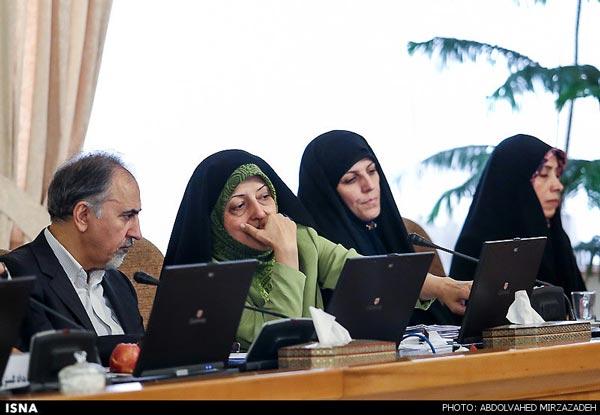 جلودارزاده: زنی در کابینه نیست
