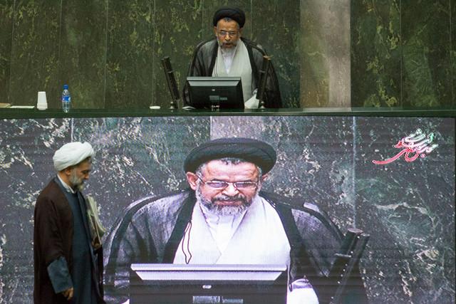 جلسه غیر علنی مجلس با حضور وزرای اطلاعات و کشور