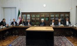 روحانی:درباره هموطن زرتشتی برمبنای قانون اساسی عمل شود