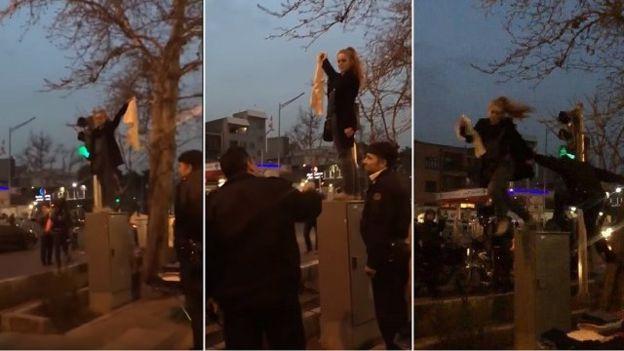 پلیس: تشویق به نداشتن حجاب ۱۰ سال حبس دارد