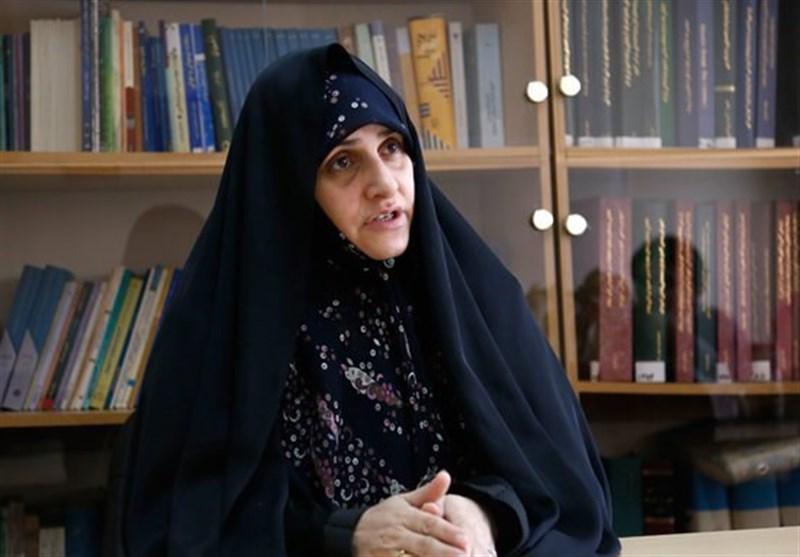 همسر رییسی:غرب زنان را به سراشیبی سقوط سوق می دهد