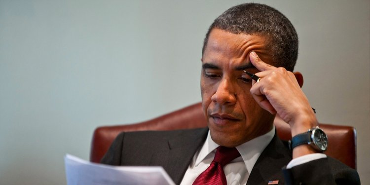 واکنش اوباما به خروج آمریکا از برجام