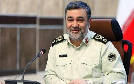 دستگیری یک تیم تروریستی در اطراف تهران