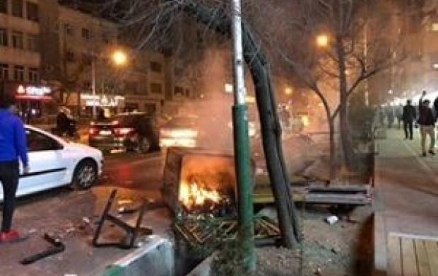دستگیری «مرتبط رسانهای ضدانقلاب» در قزوین