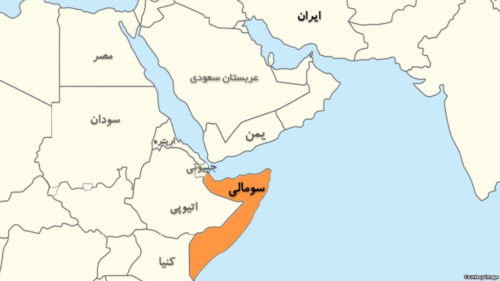 اعتراض ایران به دولت سومالی در پی شلیک به کشتی ماهیگیری ایرانی