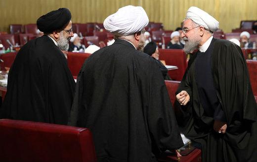 دومین شکایت روحانی از رئیسی