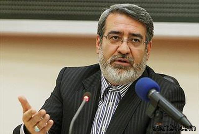 وزیر کشور: جابجایی استانداران حداقلی است