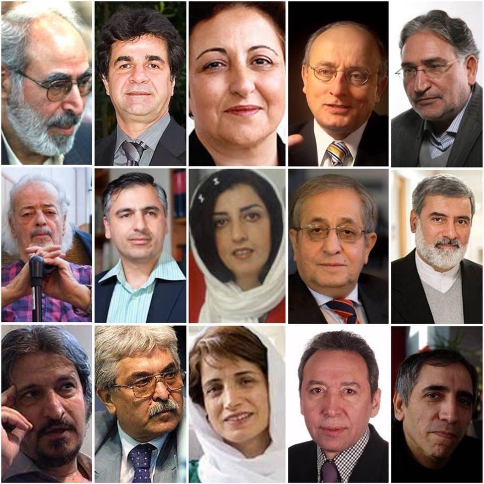 درخواست۱۵فعال سیاسی ومدنی برای برگزاری رفراندوم تحت نظارت سازمان ملل