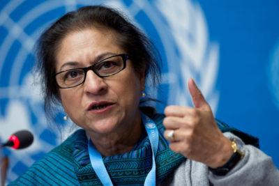 برای نخستین بار، گزارشگر ویژه سازمان ملل خواستار تحقیق درباره کشتار ۶۷ شد
