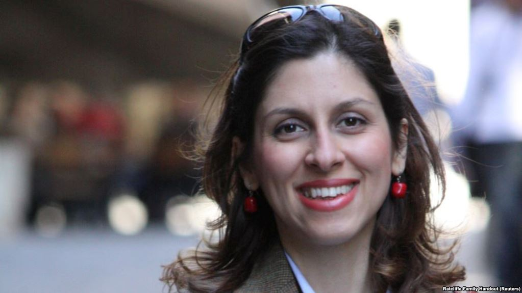 دادگستری تهران گزارشها درباره احتمال ازادی نازنین زاغری را تکذیب کرد