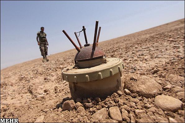 مرگ ۷۵ نفر با مین در خوزستان