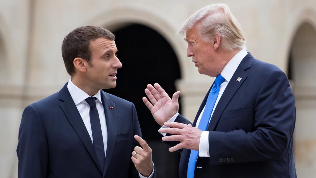 واکنش ایران به سخنان ترامپ در پاریس