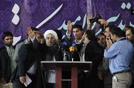روحانی خطاب به رئیسی و قالیباف :آزادی از شما خجالت می کشد