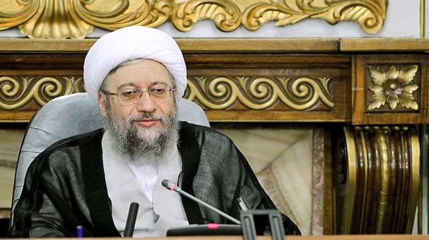 صادق لاریجانی:تنفیذ تشریفاتی نیست