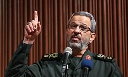 فرمانده بسیج:هر گاه مذاکره کردیم سیلی خوردیم