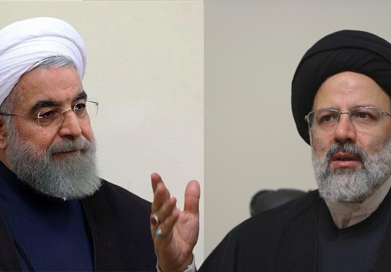 شکایت روحانی از رییسی به کمیسیون انتخابات