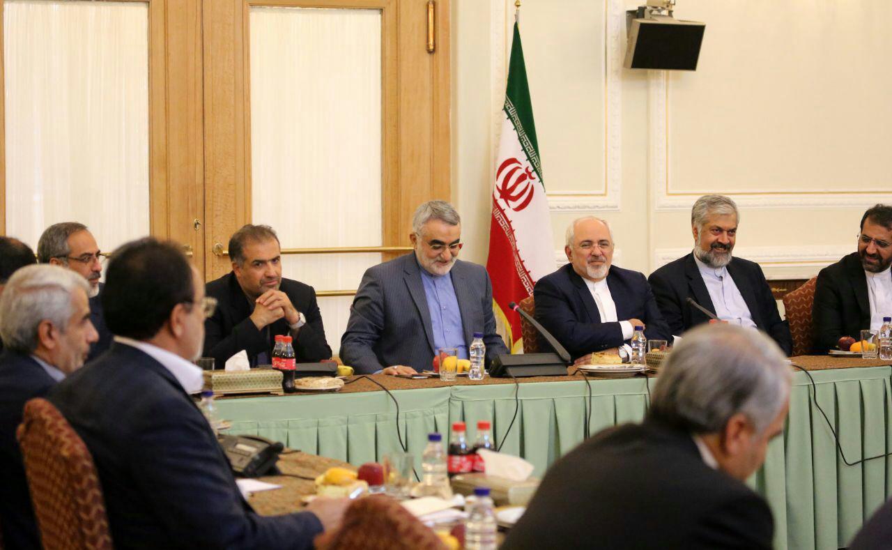 گزارش کمیسیون امنیت ملی مجلس از اجرای برجام