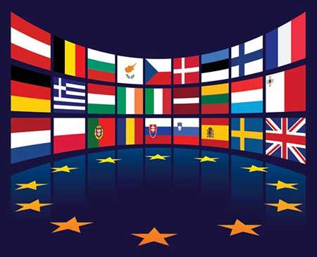 بروشوری که اتحادیه اروپا درباره برجام و رپابط اقتصادی با ایران منتشر کرده است