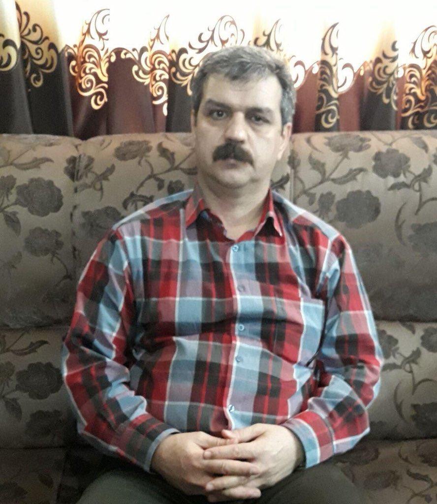 رضا شهابی به مرخصی آمد