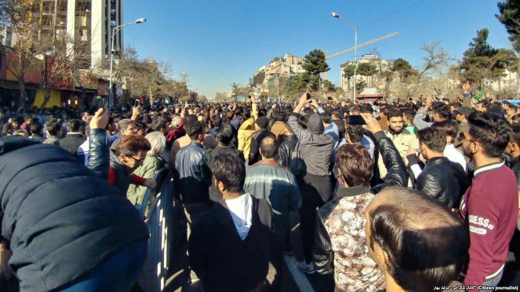 بازداشت تعدادی از معترضان در مشهد