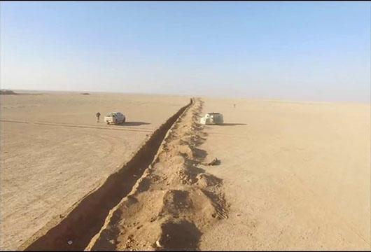 «حمله پهپادهای سپاه پاسداران به داعش»