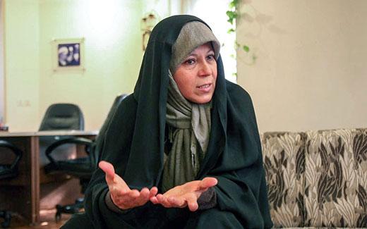 جلوگیری از پخش مستندی درباره فائزه هاشمی