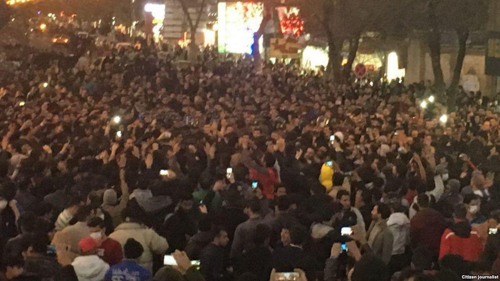 سومین روزتجمعهای اعتراضی