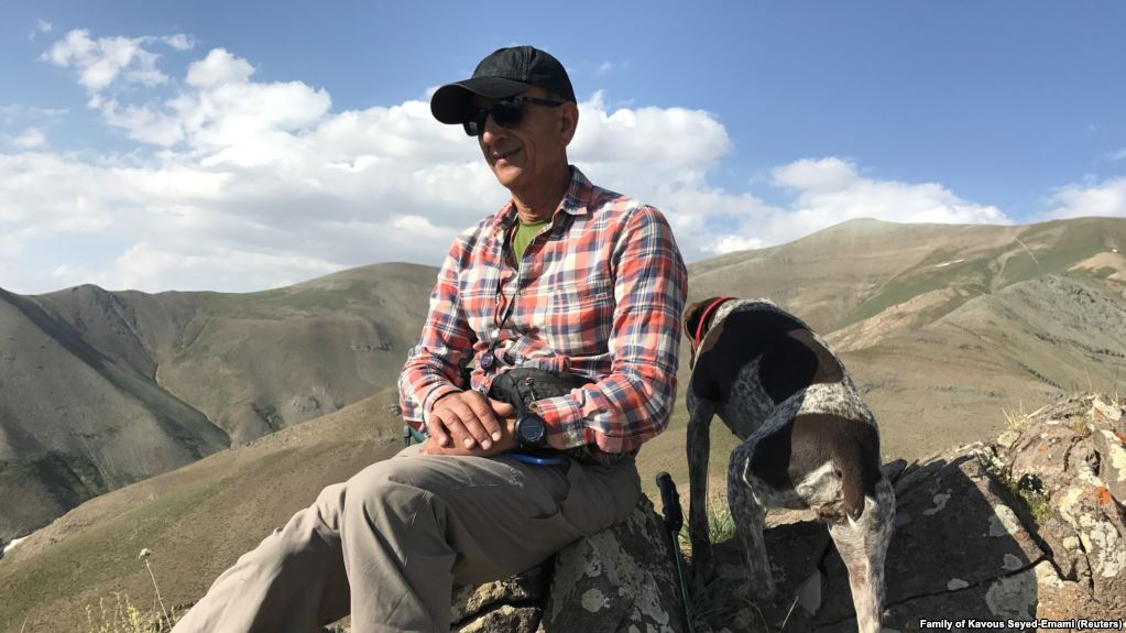 شکایت خانواده کاووس سید امامی از سازندگان فیلم علیه فعالان محیط زیستی بازداشت شده