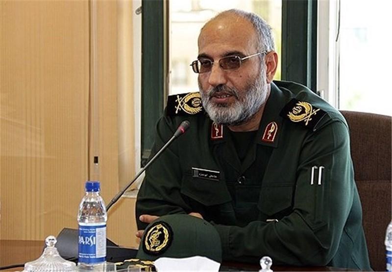 حمله شدید فرمانده سپاه همدان به روحانی
