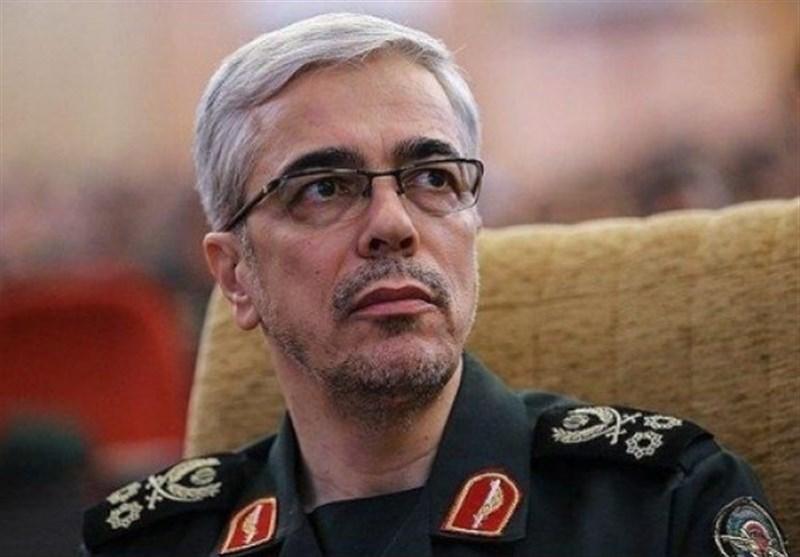 باقری:حمله احتمالی به ایران زمینی نیست