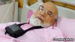 بستری شدن دوباره کروبی در بیمارستان