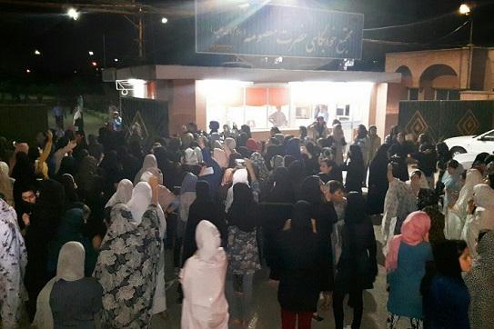 گزارش محمود صادقی از بحران خوابگاه های دانشگاه چمران اهواز