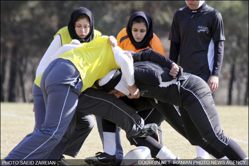 پخش مستقیم ورزش زنان از رادیو