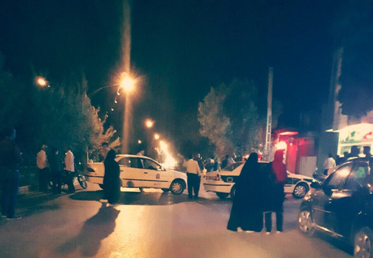جزییات کشف بسته انفجاری در نجفآباد اصفهان