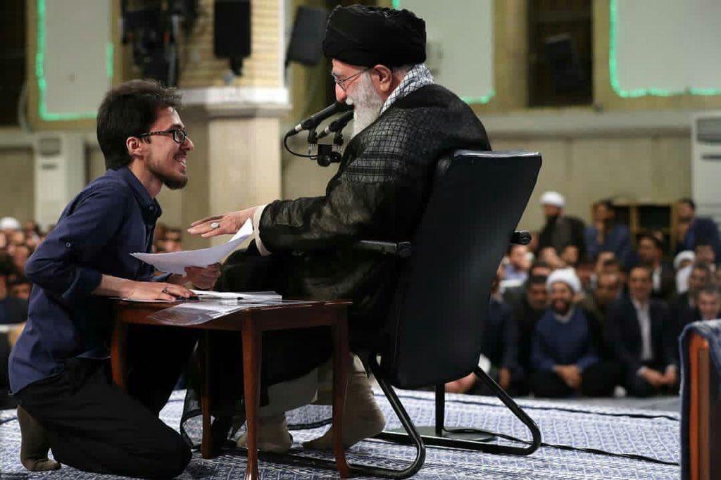 بازداشت یکی از سخنرانان دیدار با رهبری