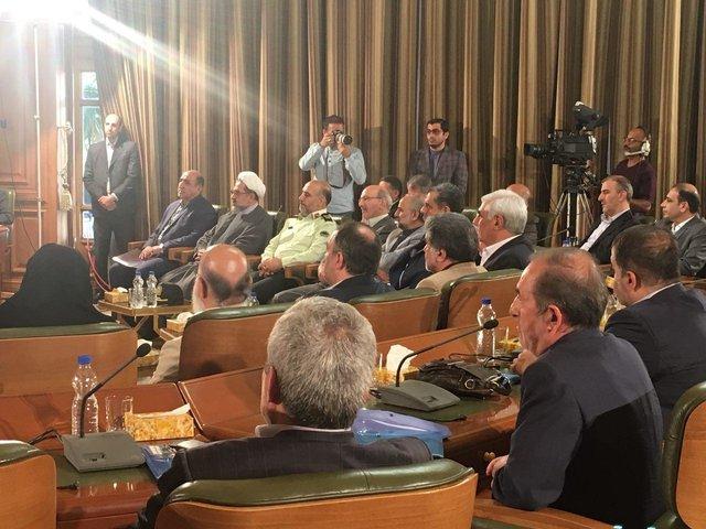 مراسم تحلیف شورای شهر پنجم تهران برگزار شد